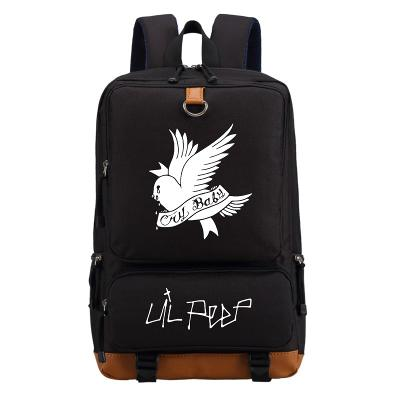 Lil Peep - školní / sportovní batoh / taška