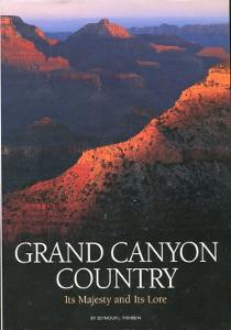 Grand Canyon Country -  Seymour Fishbein - 1991