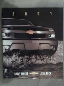 .Chevy Trucks 2001