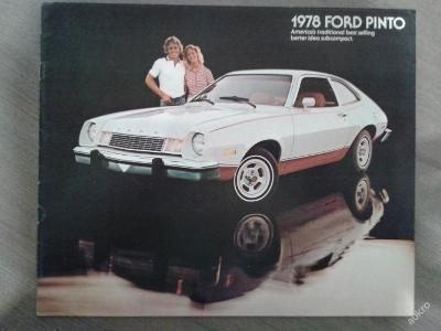 .Ford Pinto 1978