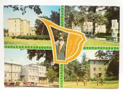 Karviná - LÁZNĚ DARKOV 1974