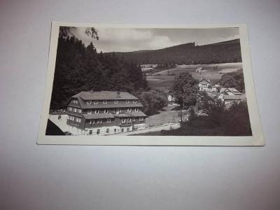 Orlické hory - chata Alba (B99a)