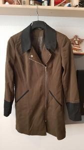 Khaki Kabát Bodyflirt Velikost 36