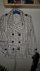 Krásný Jarní kabátek ZARA vel S