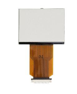 FIS LCD displej v budíky klimatické SAAB 9-3
