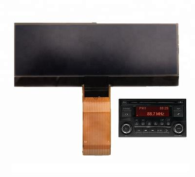 FIS LCD displej v budíky radio NISSAN QASHQAI NAVARA JUKE NOTE