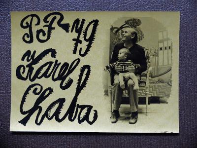 CHABA KAREL PF 1979 SERIGRAFIE