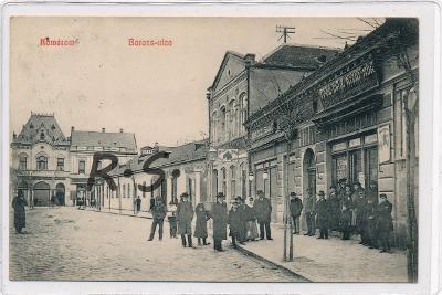 Komárno 1910  , /4583/