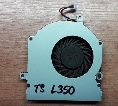 Ventilátor chlazení Toshiba Satellite L350