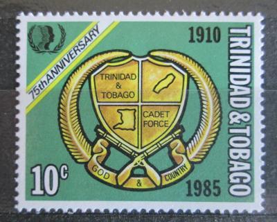 Trinidad a Tobago 1985 Mezinárodní rok mládeže Mi# 524 1387