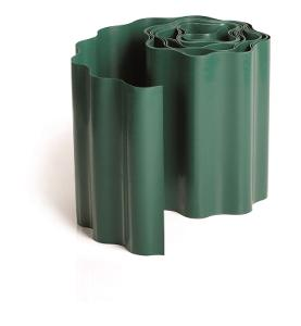 Lem trávníku obruba plastová trávníku - 15 cm x 9 m  2 KUSY !