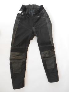 Textilní kalhoty + kůže AKITO dámské
