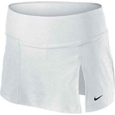Tenisová sukně Nike TIE BREAK WOVEN SKIRT 447016-100 (Vel.: L)