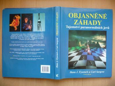 Objasněné záhady - Tajemství paranormálních jevů - 1994