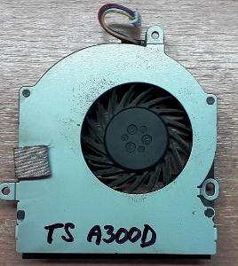 Ventilátor chlazení Toshiba Satellite A300D