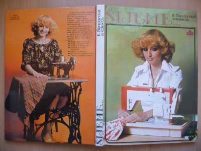 Kniha - Šijeme... - E. Šándorová a kolektiv - OBZOR 1981