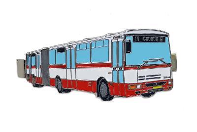 Kravatová spona autobus Karosa B941