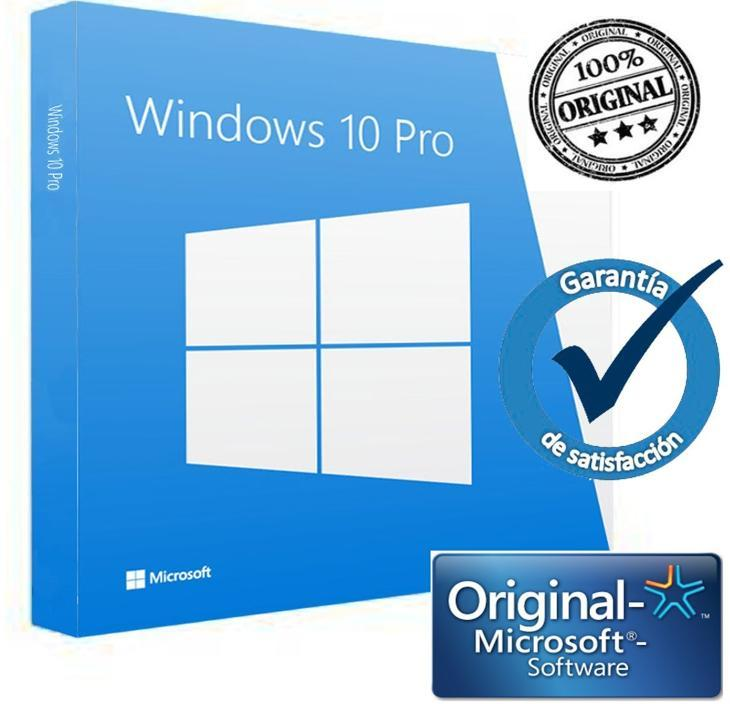 Windows 10 PROFESSIONAL + FAKTURA - Software
