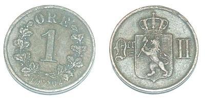 Norsko 1 O 1902