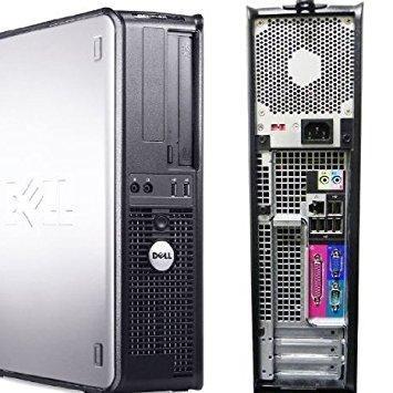 DELL Optiplex 755 , C2D E8400, 4GB, 250GB, Win7