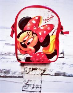 Dětský batůžek 3D Minnie mouse,
