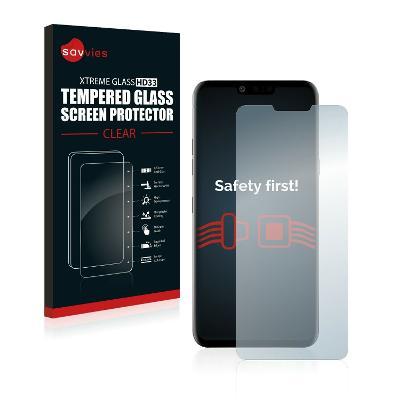Ochranné tvrzené sklo - LG G8 ThinQ