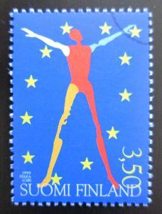 Finsko 1999 Prezidenství EU Mi# 1483 1439