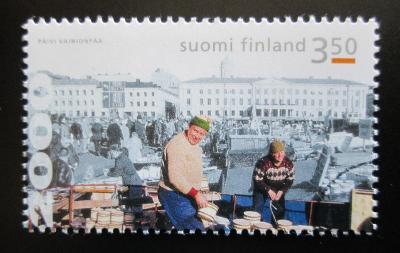 Finsko 2000 Trh v Helsinkách Mi# 1510 1439