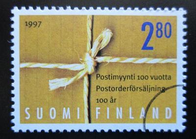 Finsko 1997 Zásilkový obchod, 100. výročí Mi# 1377 1442