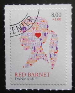 Dánsko 2013 Dětská organizace Red Barnet Mi# 1741 1446