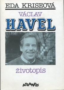 Václav Havel - životopis - Eda Kriseová - 1991
