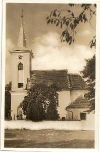 VELICHOVKY - kostel - Náchod