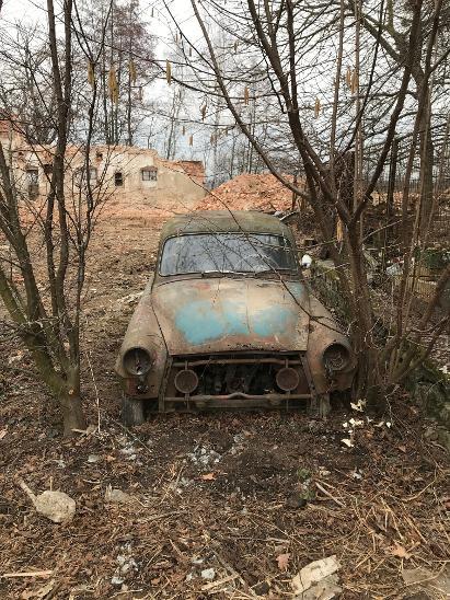 Škoda Spartak - Automobily