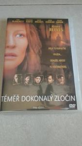 Téměř dokonalý zločin [DVD]