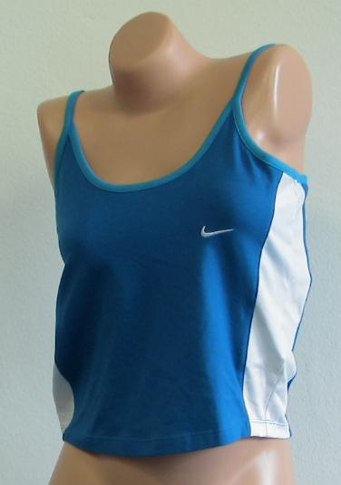 Dívčí sportovní tílko Nike 440456 440 (Vel. dětská XL)