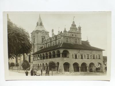 Levoča - RADNICA - lidé - SLOVENSKO