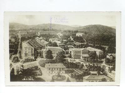 Sliač, Zvolen 1930 - SLOVENSKO