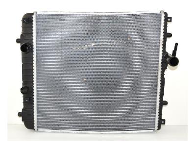 Chladič vody motoru OPEL AGILA - 1.0 , 1.2 16V 2000-2007
