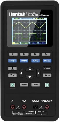 Osciloskop Hantek 2C42 2x40MHz + DMM