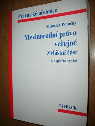 Potočný M. - Mezinárodní právo veřejné