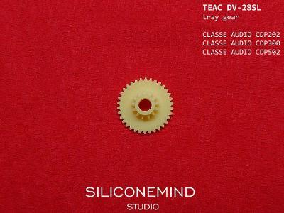 Ozub. kolopro TEAC DV-28SL  ( CLASSE AUDIO CDP202, CDP300, CDP502 )