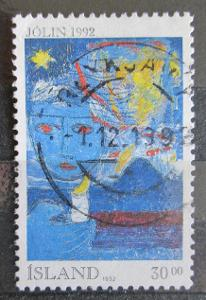 Island 1992 Vánoce Mi# 774 1475