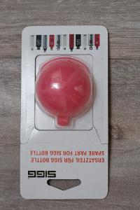 Náhradní klobouček k dětské láhvi SIGG Růžová