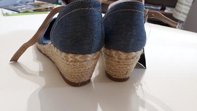 DOCKERS by Gerli luxusní boty,džínov