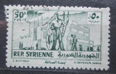 Sýrie 1954 Průmysl Mi# 637 1478