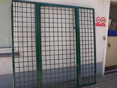 Bezpečnostní mříž