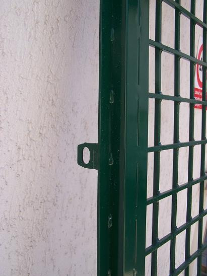 Bezpečnostní mříž - Zabezpečovací systémy