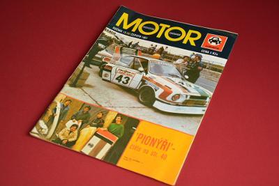 časopis MOTOR 13/1981 červen