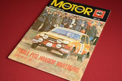 časopis MOTOR 15/1983 únor