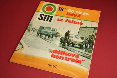 časopis svět motorů 1980/16